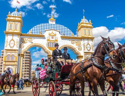 Cinco fiestas típicas que no te puedes perder en Sevilla